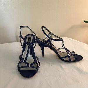 White House Black Market Super Sexy Heels Size 7
